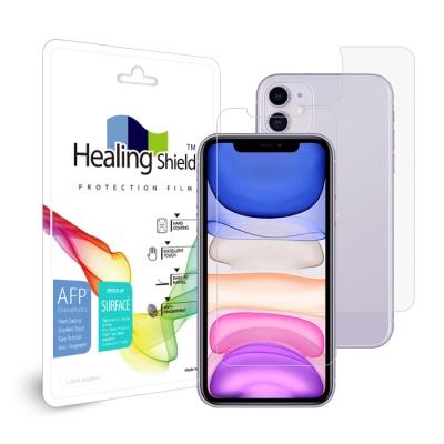 아이폰11 올레포빅 액정필름2매+후면2매