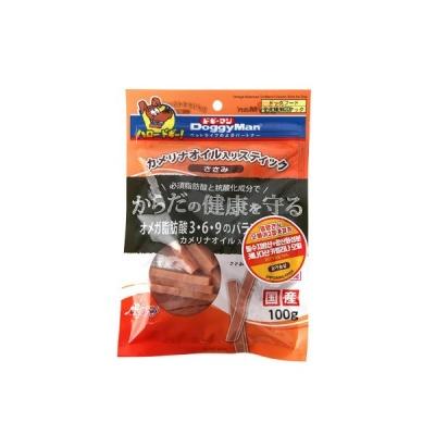 [NO마진] 도기맨 영양간식 오메가3 져키(2종) -맛선택