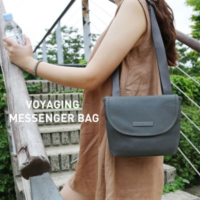 VOYAGING MESSENGER BAG [size S] 여행용 보조가방