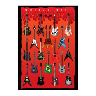 PC9872 기타지옥(악의 축) 엽서