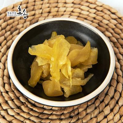 군산 효송 젓가락 울외주박장아찌 2kg