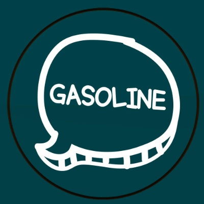 GASOLINE - 주유구스티커(NEW121)