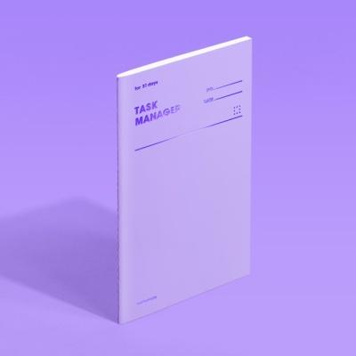 [모트모트] 태스크 매니저 31DAYS - 바이올렛 (1EA)