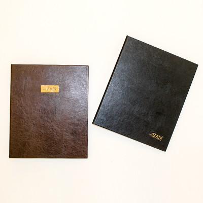 포트폴리오PET북 A4 (사진40장)