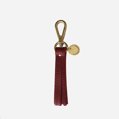 Flat Lux Tassel-Red