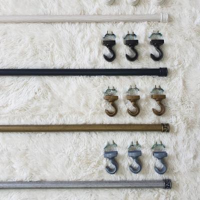 이너스 포인트 커튼봉 25파이 3단 최대 360cm