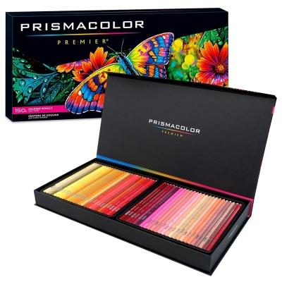 프리즈마 유성색연필 150색세트