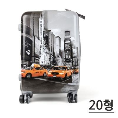 여행 기내용 하드 캐리어 20형 출장 소형 트렁크 가방