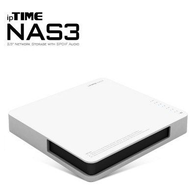 [EFMNetwork] ipTIME NAS3  /  2.5인치 1베이 / HDD 미탑재 / 기가비트 유선