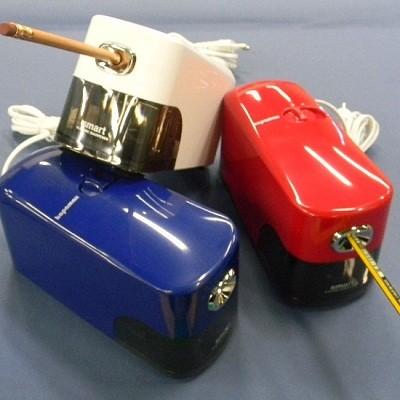 심 굵기 조절이 가능한 Kapamax SMART Electtric Pencil SHATPENER No.12011