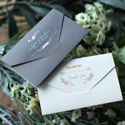 디비디 미니 카드 - Flower