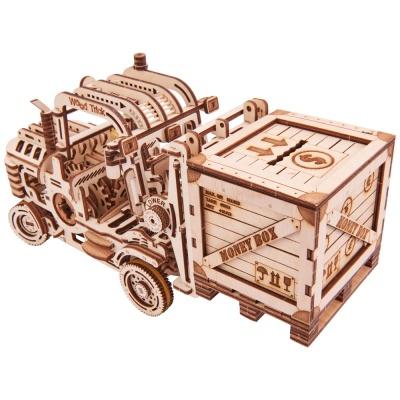 [3D퍼즐마을][우드트릭] WT017 지게차