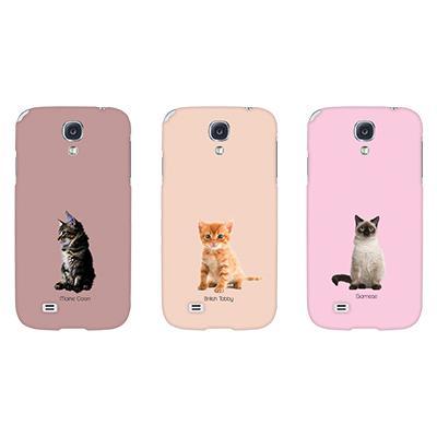 [테마케이스] Baby Cats (갤럭시S4)