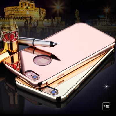인피니트 메탈 미러 아이폰6S 플러스 케이스