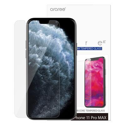 아라리 아이폰11 프로 맥스 서브코어 강화유리