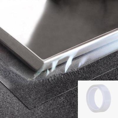 실리콘 투명 방염 방수 테이프 (폭3cm)