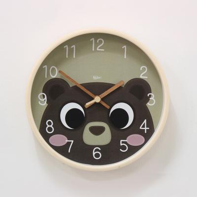 (kdrz146)저소음 큐티 곰돌이 시계 255