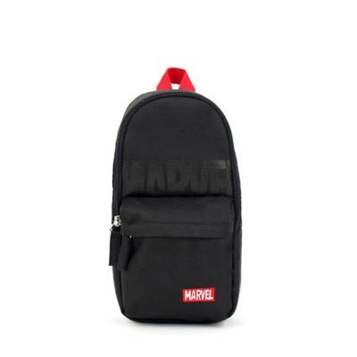 마블 포인트 가방 필통