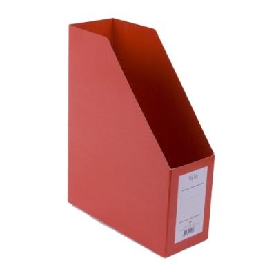 [문화산업] 종이화일박스F190-7 적색 [개1] 146033
