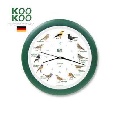 [KOOKOO] 쿠쿠 싱잉버드 시계(SongBirds)_자연그대로의 소리를 ...