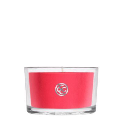 COLONIAL CANDLE 2072글래스 티라이트 캔들 용과