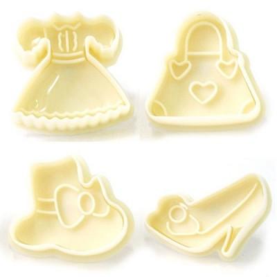 쿠키커터 - 소녀 (FC007)