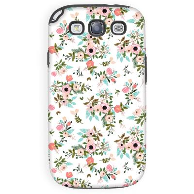 [듀얼케이스] Floral Garden 1 (갤럭시S3)