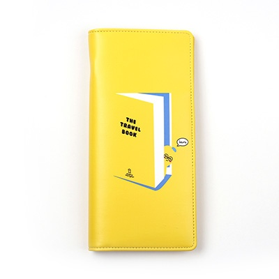 Travel wallet - 에브리몬스터 트래블월렛