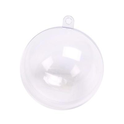 투명 행잉 데코 - 원형(9cm)
