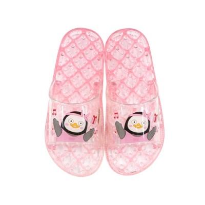 펭수 반짝반짝 아동용욕실화 핑크C3114