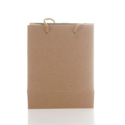 크라프트 무지 쇼핑백 1호 수납가방 선물포장 10개