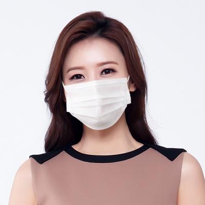 국내생산 빅토리 일회용 마스크 100매(대형) 3중필터