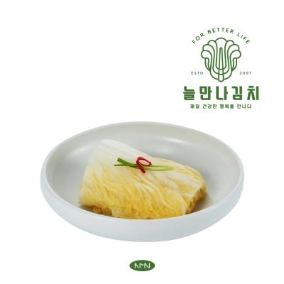 늘만나김치 백김치 1kg