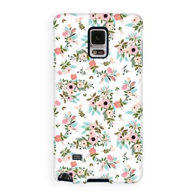 [듀얼케이스] Floral Garden 1 (갤럭시노트4)