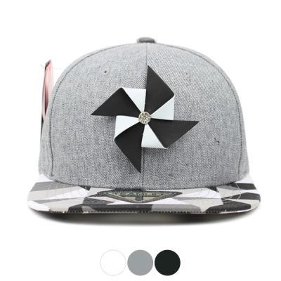 [디꾸보]펀칭 NYC 스냅백 남녀공용 모자 ET357