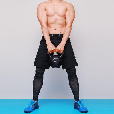남성용 스포츠 레깅스 언더레이어