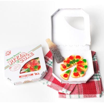 위니비니 피자&콜라 세트