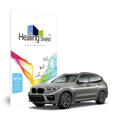 BMW X3 M 2020 10.25형 내비게이션 올레포빅Light필름