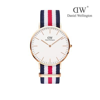 Classic Man Canterbury 남성시계(나토밴드)_DW00100002(0102DW)