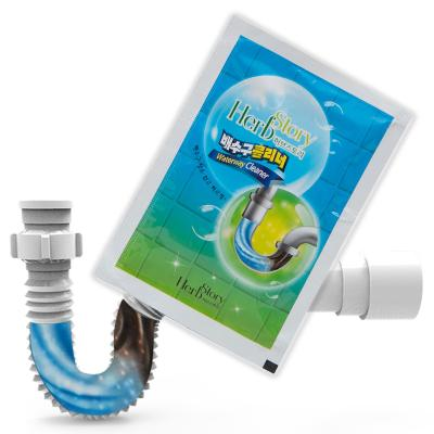 미니플 하수구 세정제 싱크대 배수관 청소 클리너