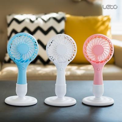 레토 저소음 휴대용 USB 탁상용 미니선풍기 LF-RE01