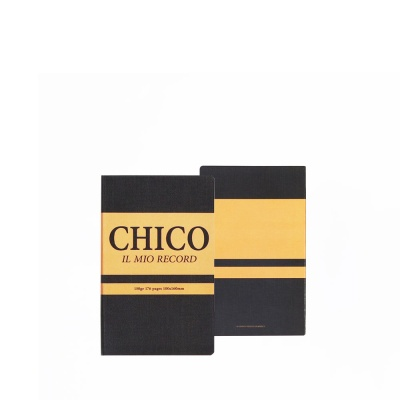 IL MIO RECORD NOTE CHICO 일미오레코드 치코 노트