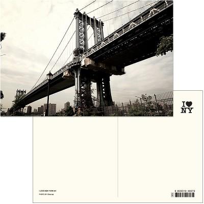 I LOVE NEW YORK (Post card ver.01) - New york 014