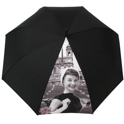 스마일 햅번 자동장우산