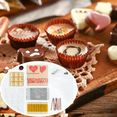 초콜릿만들기 알뜰 포장세트