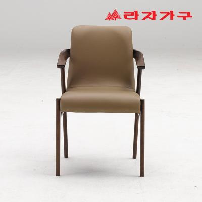 미농 고무나무 원목 식탁 의자 A타입