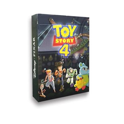 JLCC 디즈니 토이스토리4 캐릭터 덱 플레잉 카드