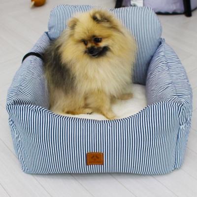 강아지카시트 모어펫 강아지 자동차시트