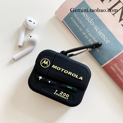 에어팟케이스 차이팟 모토로라 실리콘 고리/332핸드폰