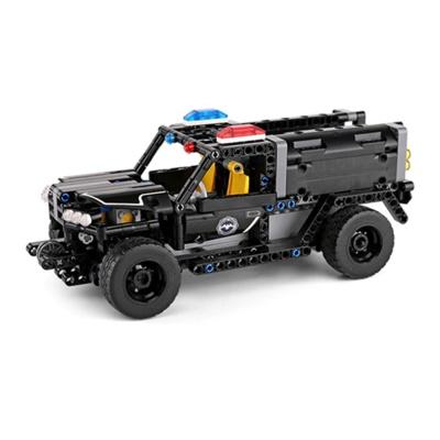 블럭 테크닉 스마트폴리스 장갑차량 블럭RC CBT740064